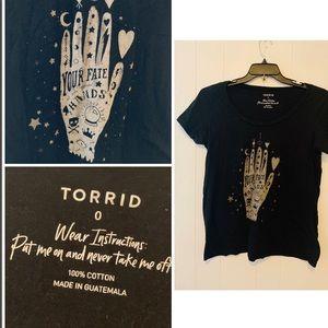 Torrid T-Shirt Size Large